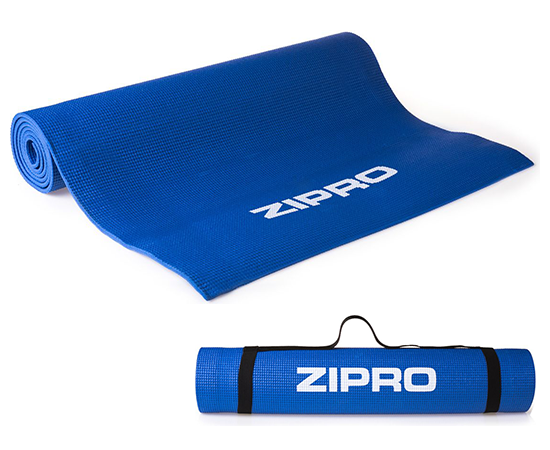 Fitness Mat PVC (various colors)