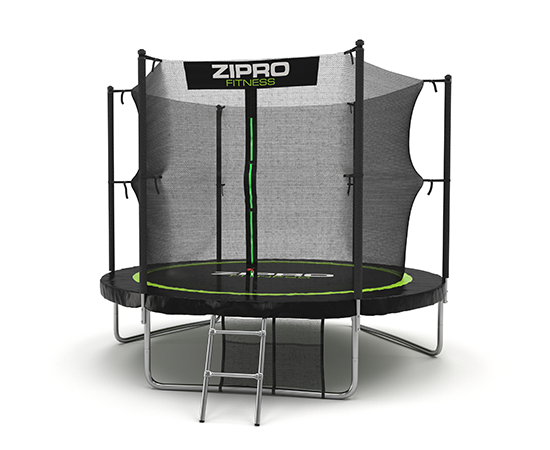 Trampoline with inner protective mesh 8FT 252cm