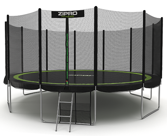Trampoline with outer protective mesh 16FT 496cm