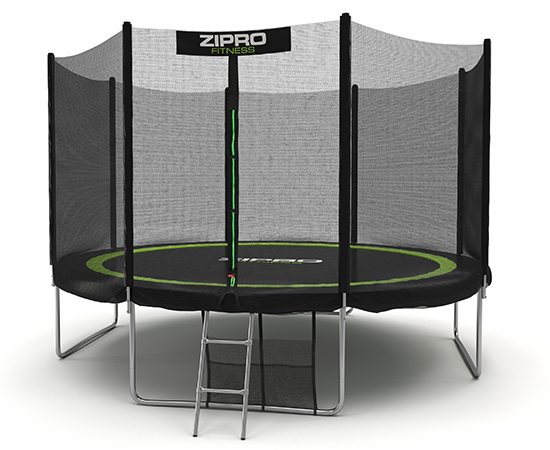 Trampoline with outer protective mesh 12FT 374cm