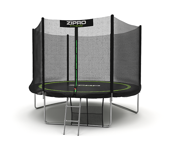 Trampoline with outer protective mesh 10FT 312cm