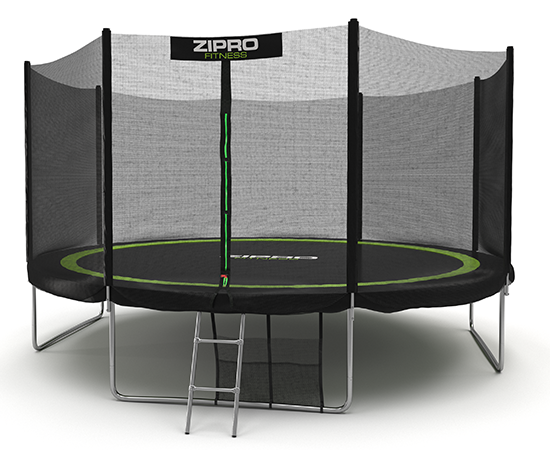 Trampoline with outer protective mesh 14FT 435cm