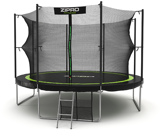 Trampoline with inner protective mesh 12FT 374cm