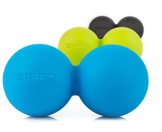 Podwójna piłka do masażu lacrosse