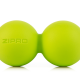 zipro-pilka-do-masazu-podwojna-lime-green