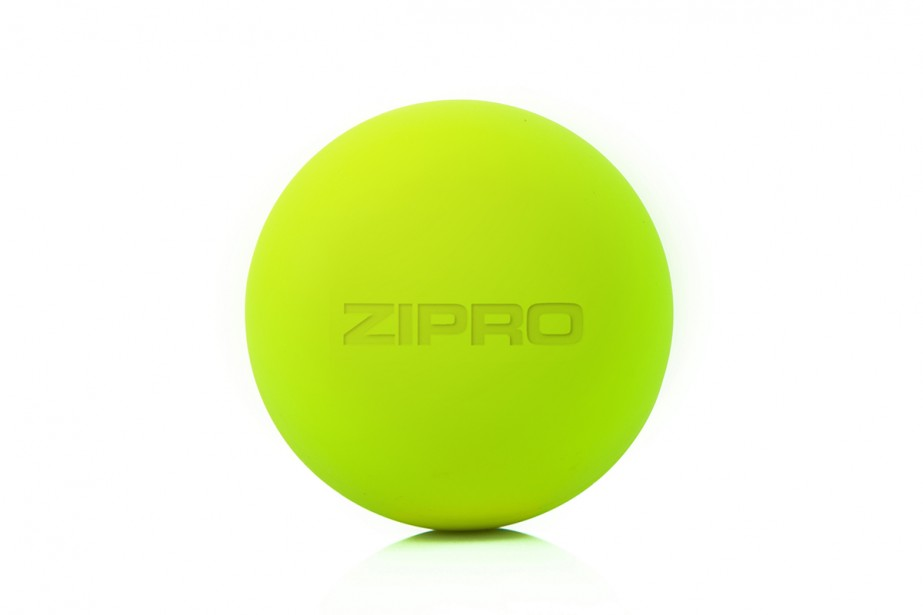 zipro-pilka-do-masazu-pojedyncza-lime-green