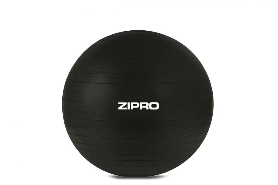 zipro-pilka-gimnastyczna-black
